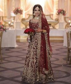 Get the outfit for Manufacturer … Royal red heavy zardosi handwork bridal lehenga.Get the outfit for Manufacturer rate call or WhatsApp at Asian Bridal Dresses, Pakistani Wedding Outfits, Pakistani Bridal Dresses, Pakistani Wedding Dresses, Bridal Outfits, Indian Dresses, Eid Dresses, Indian Outfits, Walima Dress