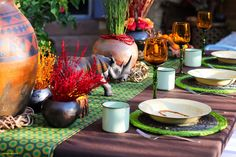 Traditional african wedding decor zulu wedding wedding ideas wedding centerpieces luxurious prints hand painted jugs secundatents 30 best traditional wedding decor ideas and s in south africa