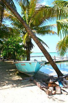 Love Belize! So comfy at Caye Caulker, Belize