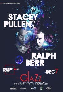 STACY PULLEN & RALPH BERR @ GLAZZ FRI. DEC. 7