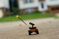 WALL-E by cappndave, via Flickr