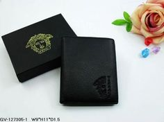 Mens Versace Wallets