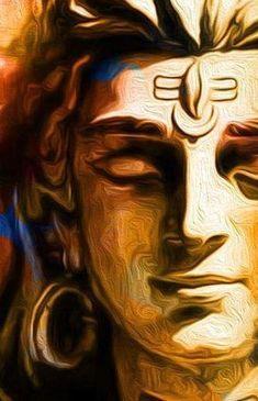 Shiva Chalisa is a religious hymn dedicated to Lord Shiva. Regular chanting of Shiva Chalisa helps to solve marital, relationship and other problems Arte Shiva, Mahakal Shiva, Shiva Statue, Krishna, Lord Shiva Hd Wallpaper, Ganesha Painting, Lord Shiva Painting, Shiva Angry, Rudra Shiva