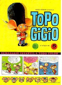 Topo Gigio (on Ed Sullivan Show)