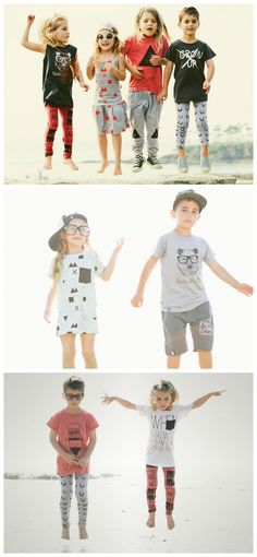 Mini & Maximus has just launched their SS15 collection. So good!