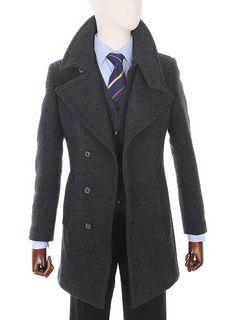 내가슴이아파 :: 지오지아 코트 가을 겨울용 남성코트