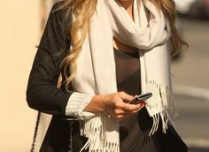 Ready for cooler weather! #scarf #fashion #outfit #style