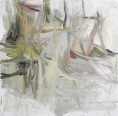 Skylark Oil on Canvas 2015 28 x 28