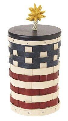 Longaberger Firecracker basket (from May 2013)