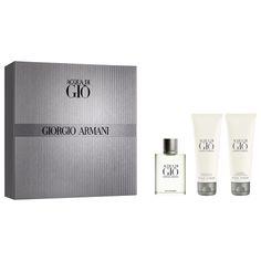 26. ПОДАРОЧНЫЙ НАБОР Giorgio Armani Acqua di Giò Homme/EdT (50 ml) + бесплатно в подарок Duschgel (75 ml) + Aftershave-Balm (75 ml) /  ЦЕНА В УКРАИНЕ 708 ГРВ.