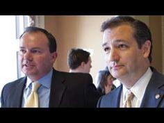 Ted Cruz And Cohort Mike Lee See Poll Numbers Plummet