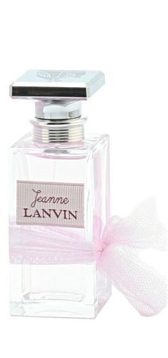Lanvin ● Jeanne Lanvin - French perfume fragrance - Perfume frances
