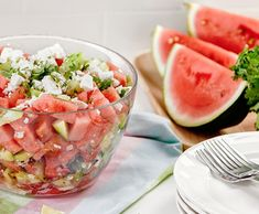 Diy Food, Tasty Dishes, Fresh Rolls, Cantaloupe, Watermelon, Grilling, Food And Drink, Lunch, Dinner