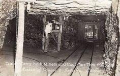 The Coal Mine.