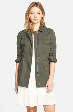 Presidio Military Jacket : a tailored femme twist on a classic