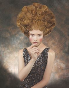 hair trend collections / парикмахерские тренды / стрижки, прически, окрашивания волос