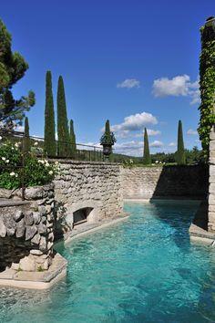 A Magical Hideaway in Provence at La Bastide de Marie