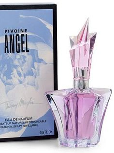 Angel Garden Of Stars - Pivoine Angel by Thierry Mugler