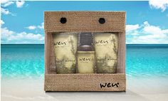 WEN® Hair Care | Hair Care Products | WEN® by Chaz Dean Official Site I need to try this stuff whenever I move back to the states