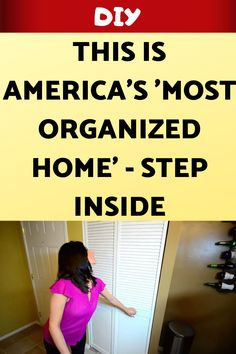 Cleaning Solutions, Cleaning Hacks, Organization Ideas, Storage Ideas, Life Hacks Home, Thing 1, Step Inside, Junk Drawer, Hacks Diy