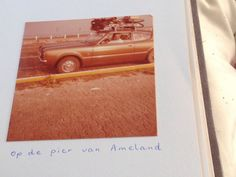 Op Ameland.