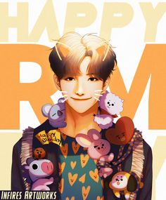 DeviantArt is the world's largest online social community for artists and art enthusiasts, allowing people to connect through the creation and sharing of art. Namjoon, Bts Bangtan Boy, Rapmon, Jung Kook, Bts Memes, K Pop, Bts Happy Birthday, Shop Bts, Fanart Bts