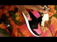 reputable site 28032 fb097 Custom Air Jordan 1 restoration. Custom SneakersSneakers NikeJordan ...