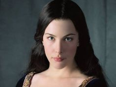 "Arwen Inspired Makeup Tutorial...the blush really turns on the ""elvish"" look..."