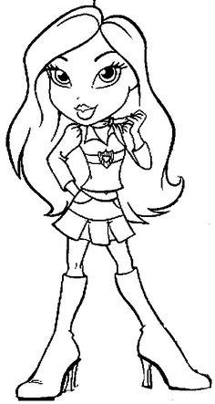 welcome in bratz coloring pages site in this site you will find a lot of bratz coloring pages in many kind of pictures