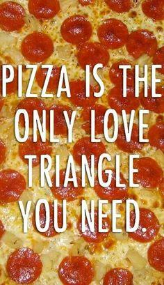 Triangle Pizza Jokes, Food Jokes, Food Humor, Pizza Art, Pizza Pizza, Pizza Life, I Love Pizza, Pepperoni, Triangle