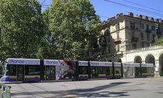 Trolleybus in Torino - september 2014