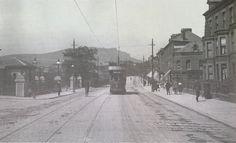The Antrim Road, turn of the century