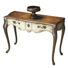 I pinned this Butler Monsieur Console from the La Salle de Paris event at Joss and Main!