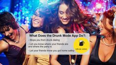 Cheers! Drunk Mode app can be your great buddy. The app lets you know where your friends are having party, informs them you got home safe, stops you from calling people when drunk, etc. .  #drunk #drunkbuddy #clubbing #party #partyhard #friday #fridaynight #students #beer #campus #learn #study #fun #partyhard #friends #dorm #followme #follow #college #girls #education #mac #osx #apps #notebook #studyapps #greatappforstudents