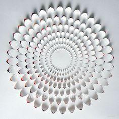:::apertures:::  Lisa Rodden origami art