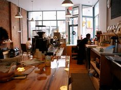 Capital Coffee - Toronto - The best place ever - Love