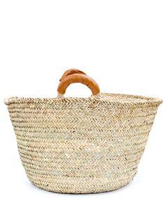 Moroccan Floor Basket