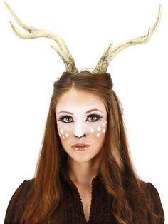 Deer Antlers Headband