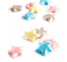 Estrellas Twist mix con azúcar