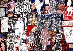 Travail sur Jean Dubuffet
