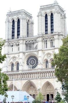 Take a Walk Through Paris