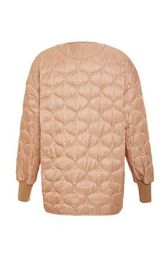 Quilted Satin Nylon Jacket by Sonia Rykiel for Preorder on Moda Operandi