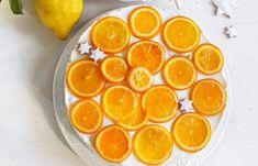 Orangen-Buttermilchtorte Healthy Meals For Kids, Kids Meals, Healthy Snacks, Citrus Cake, Orange, Biscotti, Food Preparation, Vegetarian Recipes, Cake Decorating