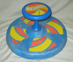 Sit N' Spin - Loved this!