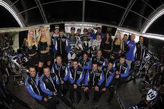 Yamaha Valkenswaard MX1 2012 Team