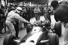 Graham Hill GP Monaco, 1970