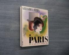 Paris-Art-Deco-Poster  http://www.canvasprintsaustralia.net.au/product/paris-art-deco-poster/