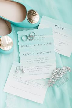 Rachel and Clinton had an amazing weddingat the Independence Golf Club in Virginia. Each detail of the day was perfectly planned and flowed seamlesslythroughout the event. The beautiful teal themewasperfect for this July/Summer wedding. Venue: Independence Golf Club Photographer: Candice Adelle Photography Dress Store: Bridal Elegance Hair Stylist: Ahead of Hair DJ: Black Tie Entertainment …