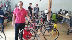 Testamos a Copenhagen Wheel, a roda para a bike do futuro | Caos Planejado