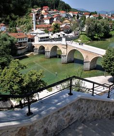 """allthingseurope: """"Konjic, Bosnia and Herzegovina (by Amirosso Grosso) """" List Of Countries, European Countries, Countries Of The World, Serbian, Bosnia And Herzegovina, Seville, Homeland, Places To Visit, Mansions"""